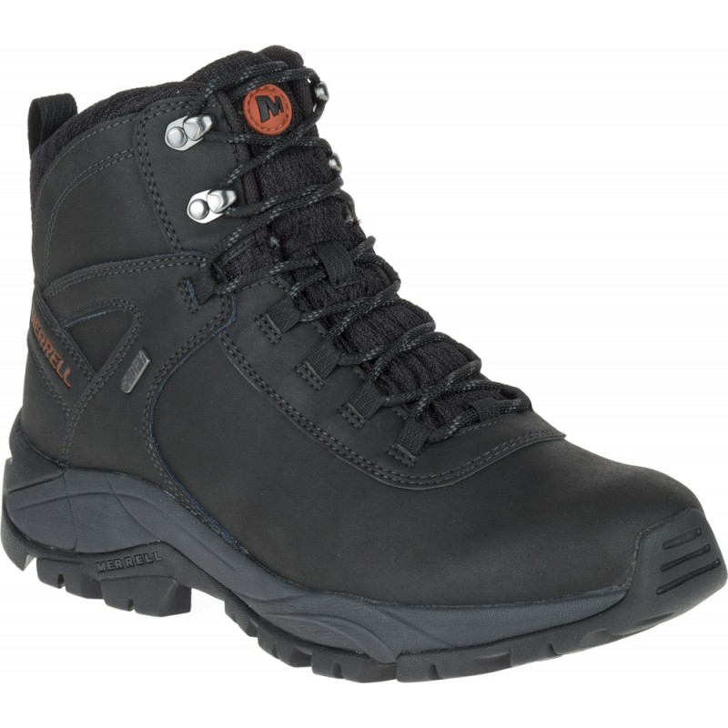 Merrel Vego Mid Leather wpf - Black2
